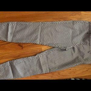 H&M ankle dress pants